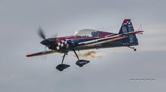 Stunt Plane Pilot (tclaud2002) Tags: plane airplane aircraft aviation prop propeller stunt stuntplane fly flying inflight onflight pilot airshow stuartairshow 2018stuartairshow florida usa