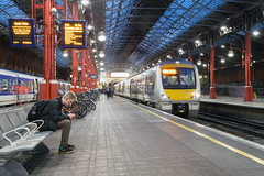 Chiltern Trains 168 112 London Marylebone (daveymills37886) Tags: chiltern trains 112 london marylebone clubman turbostar 168 class