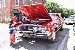 Wake Forest Cars (GJSmith Photography) Tags: gjsmith wake forest old cars nikon nikkor d750 down town classics