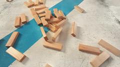 Jenga (Stoav) Tags: dreamland toys games jenga tower c4d maxon octane otoy 3d