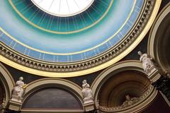 Altes Nationalgalerie (GabianSpirit) Tags: allemagne berlin décoratif musée plafond