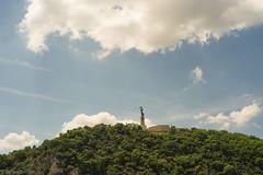 Gellért-hegy (http://bpwalk.com/budapestphotoshoot) Tags: budapest city hill gellért takumar