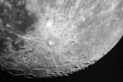 Hijo de la Luna (gust@vo_@dolfo) Tags: lunarfeatures tycho 6secelestron nikon telescope celestron moon astrophotography