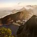 Sunset from Pão de Açúcar (Sugarloaf Mountain), Rio de Janeiro