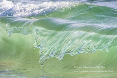 wave 578 (cjnewlife12) Tags: water breaking wave colorful pretty ocean outerbanks clean clear