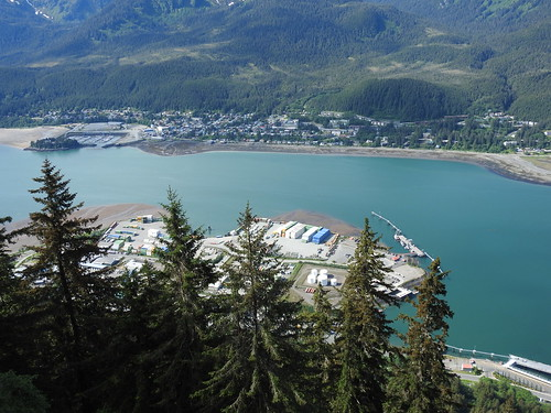 Douglas across Gastineau Channel