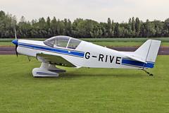 G-RIVE Jodel D.150 Mascaret Sturgate  EGCS Fly In 02-06-19 (PlanecrazyUK) Tags: grive jodeld150mascaret sturgate flyin 020619 egcs