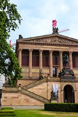 Altes Nationalgalerie (GabianSpirit) Tags: allemagne berlin musée
