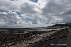 Fluffy clouds over Mumbles 2019 06 15 (Gareth Lovering Photography 5,000,061) Tags: mumbles braceletbay limesladebay swansea seaside beach sony rx100 va garethloveringphotography
