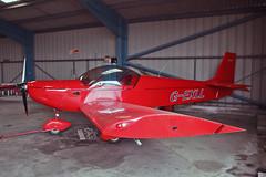 G-EXLL Zenair Zodiac CH601XL Sturgate  EGCS Fly In 02-06-19 (PlanecrazyUK) Tags: gexll zenairzodiacch601xl sturgate flyin 020619 egcs