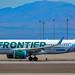 N329FR Frontier Airlines Airbus A320-251N s/n 8135