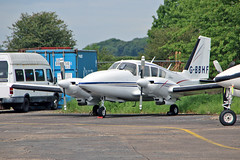 G-BBHF PA-23 Aztec 250E Sturgate  EGCS Fly In 02-06-19 (PlanecrazyUK) Tags: gbbhf pa23aztec250e sturgate flyin 020619 egcs