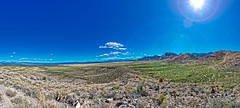 Arizona Southwest Landscape (campmusa) Tags: landscapes arizona sunflare bluesky panoramic desert