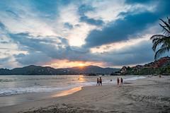 Sunset at Thompson Zihuatanejo Playa La Ropa (nan palmero) Tags: hyatt thompsonhotels thompsonzihuatanejohotel sony sonya7riii sonyalpha fullframe zihuatanejo mexico zihua travel visitmexico guerrero pacific playalaropa clouds sunset