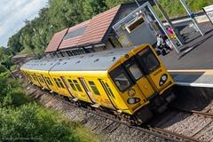 Merseyrail 508138 (Mike McNiven) Tags: merseyrail sercoabellio serco abellio merseyside kirby westkirby bidston liverpool emu electric multipleunit birkenhead
