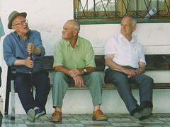 Hombres de #axarquia  Ganas de decir gracias a ellos por ver tanto maravillosas aqui #costadelsol #andalucia (dezchristophe@rocketmail.com) Tags: andalucia axarquia costadelsol