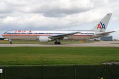 American Airlines - Boeing 767-323/ER - N359AA (Andy2982) Tags: airliner americanairlines boeing767323er n359aa cn24040230 manchesterairport