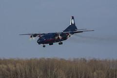_DSC4305 (sshankie) Tags: antonov an12 an12bk ukraineairalliance turboprop fourengined urcgv