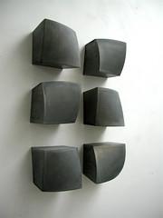 NL.3 - 60x36x12,5cm. (Simon Oud) Tags: object sculpture zinc simonoud