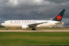 Air Canada - Boeing 767-233/ER - C-GDSS (Andy2982) Tags: airliner aircanada boeing767233er cgdss cn24143233 manchesterairport