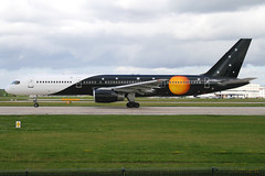 Titan Airways - Boeing 757-2Y0 - G-ZAPU (Andy2982) Tags: airliner titanairways boeing7572y0 gzapu cn26151472 manchesterairport