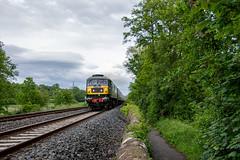 166/365 (Charlie Little) Tags: dalston carlisle cumbria train railways locomotive class47 nikon d7200 tamron18400mm p365 project365
