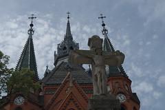IMGP7987 (hlavaty85) Tags: břeclav poštorná kostel church navštívení panna marie mary