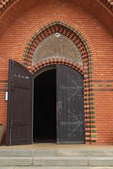 IMGP7991 (hlavaty85) Tags: břeclav poštorná kostel church navštívení panna marie mary