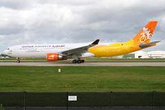 Qatar Airways - Airbus A330-302 - A7-AEE (Andy2982) Tags: airliner qatarairways airbusa330302 a7aee cn711 manchesterairport