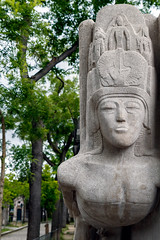 OW (mym) Tags: pèrelachaise paris fra cemetery tomb oscarwilde