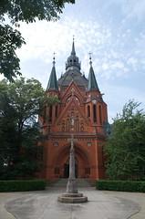 IMGP7984 (hlavaty85) Tags: břeclav poštorná kostel church navštívení panna marie mary