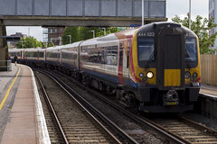 444022 (David Blandford photography) Tags: swt south western railway desiro 444002 poole dorset