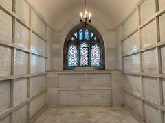Woodlawn Park North Mausoleum (Phillip Pessar) Tags: woodlawn park north mausoleum miami rivero caballero