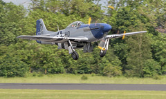 Take Off (The Crewe Chronicler) Tags: northamericanmustangp51d northamericanmustang mustang p51d rafcosford rafcosfordairshow cosford cosfordairshow cosford19 aircraft aviation airdisplay airshow canon canon7dmarkii