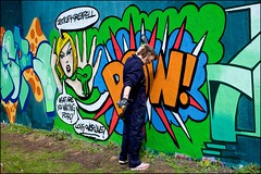 Grenfell Grafitti Jam - DSCF1849a (normko) Tags: london west grenfell grafitti jam 2019 wall mural spray aersol paint art street trellick tower pow justice4grenfell