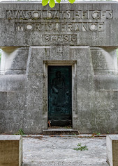 belge (mym) Tags: pèrelachaise paris fra cemetery tomb