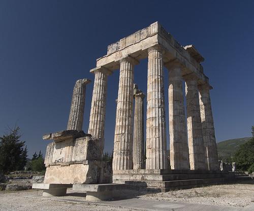 Temple of Zeus, Nemea