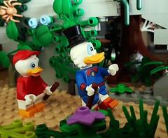 (claudine6677) Tags: lego minifigures disney donald duck toys spielzeug spielfiguren