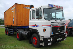 Seddon Atkinson 401 BRS Truck Rental A214 KFK (SR Photos Torksey) Tags: truck transport haulage hgv lorry lgv logistics road commercial vehicle aec rally newark 2019 vintage classic seddon atkinson 401 brs