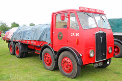 Thorneycroft British Road Services NYN 790 (SR Photos Torksey) Tags: truck transport haulage hgv lorry lgv logistics road commercial vehicle aec rally newark 2019 vintage classic thorneycroft british services