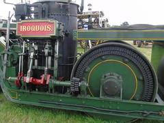 BF5418 2 090619 (stevenjeremy25) Tags: barber asphalt roller stoke row traction engine iroquois shay tandem 8170 bf5418