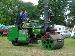 XP2915 1 090619 (stevenjeremy25) Tags: aveling porter roller stoke row traction engine shay geared gear 7411 tandem xp2915
