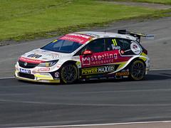 Jason Plato BTCC 2019 (DarrenA.) Tags: btcc croft circuit 2019 british touring car championship