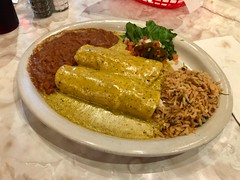 2019 166/365 6/15/2019 SATURDAY - CHUY'S CHICKA CHICKA BOOM BOOM ENCHILADAS (_BuBBy_) Tags: 2019 166365 6152019 saturday chuys chicka boom enchiladas 166 15 15th 6 06 june 365 days 365days project365 project lunch tex mex texmex