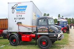 Thames Trader PC Howard Ltd (SR Photos Torksey) Tags: truck transport haulage hgv lorry lgv logistics road commercial vehicle aec rally newark 2019 vintage classic thames trader howard