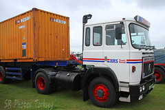 Seddon Atkinson BRS Truck Rental (SR Photos Torksey) Tags: truck transport haulage hgv lorry lgv logistics road commercial vehicle aec rally newark 2019 vintage classic seddon atkinson brs