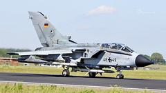 German Air Force Panavia Tornado ECR 46+49 01 (thule100) Tags: germanairforce panavia tornado ecr 4649 etnsjagel