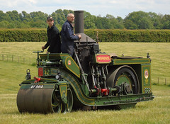 BF5418 1 090619 (stevenjeremy25) Tags: barber asphalt roller stoke row traction engine iroquois shay tandem 8170 bf5418