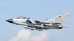 German Air Force Panavia Tornado ECR 46+49 (thule100) Tags: germanairforce panavia tornado ecr 4649 etnsjagel frankkrause