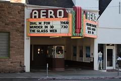 Aero Theater (joseph a) Tags: santamonica california theater movietheater marquee